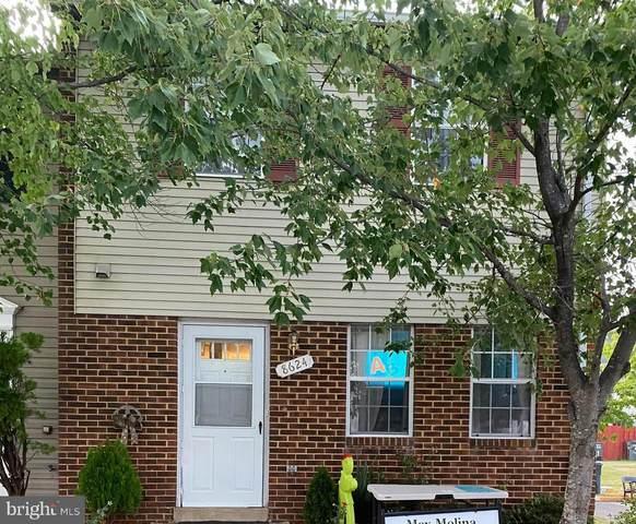 8624 Burnside Court, MANASSAS PARK, VA 20111 (#VAMP2000128) :: Ultimate Selling Team