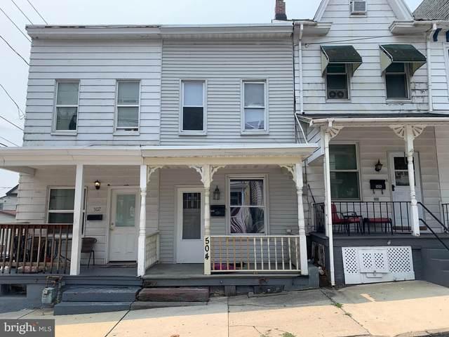 504 N 2ND Street, STEELTON, PA 17113 (#PADA2001628) :: The Joy Daniels Real Estate Group