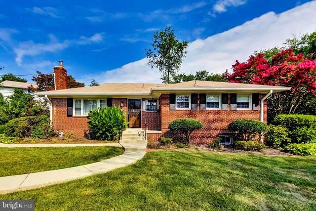 2313 East West Highway, SILVER SPRING, MD 20910 (#MDMC2007792) :: Colgan Real Estate