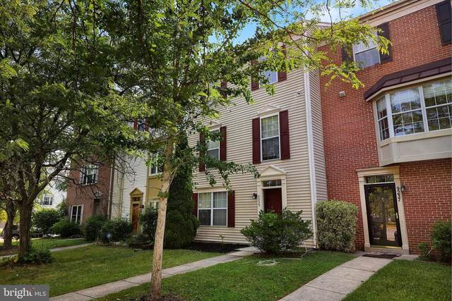 9239 Fairlane Place, LAUREL, MD 20708 (#MDPG2005542) :: The Licata Group / EXP Realty