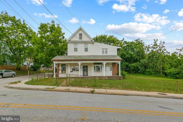 2810 Hollins Ferry Road, BALTIMORE, MD 21230 (#MDBA2005798) :: Charis Realty Group