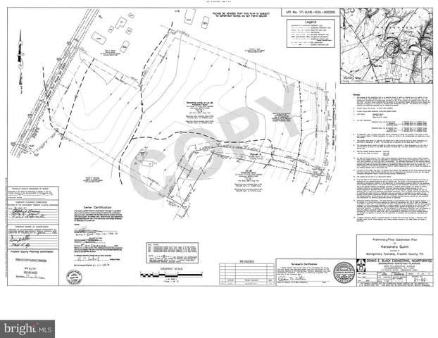 Welsh Run Rd. Lot#2 10.87 Acres, MERCERSBURG, PA 17236 (#PAFL2001060) :: AJ Team Realty