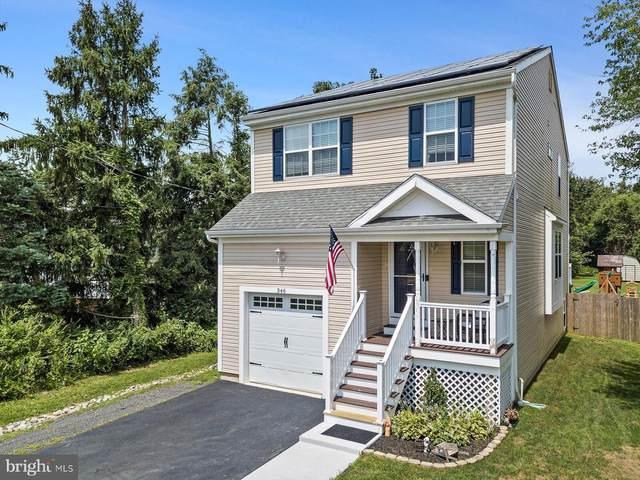 346 Cedarbridge Road, MONROEVILLE, NJ 08343 (MLS #NJGL2002264) :: Parikh Real Estate
