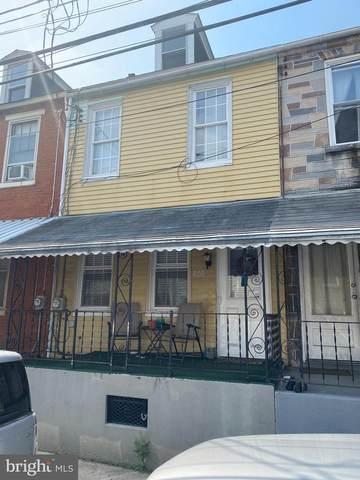 608 E Marion Street, LANCASTER, PA 17602 (#PALA2002576) :: Teal Clise Group