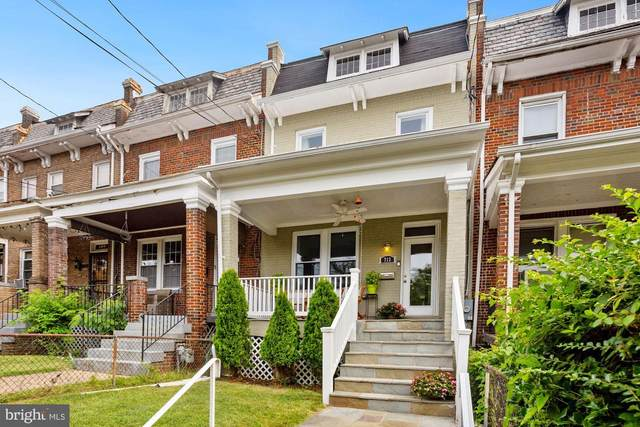 713 Ingraham Street NW, WASHINGTON, DC 20011 (#DCDC2006310) :: Crossman & Co. Real Estate