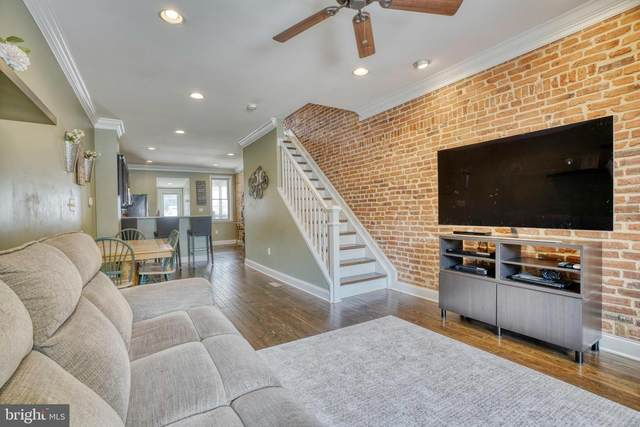 243 S Bouldin Street, BALTIMORE, MD 21224 (#MDBA2005806) :: The Dailey Group