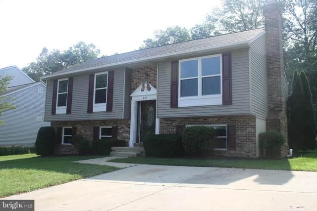 623 Sandy Ridge Drive, GLEN BURNIE, MD 21061 (#MDAA2004832) :: The Matt Lenza Real Estate Team