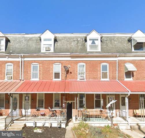 533 N West Street, YORK, PA 17404 (#PAYK2003054) :: Iron Valley Real Estate