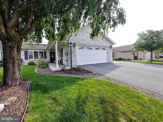 269 Justine Drive, CHAMBERSBURG, PA 17201 (#PAFL2001064) :: The Joy Daniels Real Estate Group