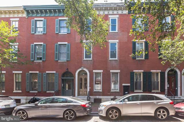 1710 Wallace Street D, PHILADELPHIA, PA 19130 (#PAPH2014230) :: Talbot Greenya Group