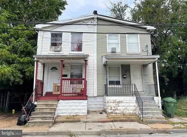 4112 Hayward Avenue, BALTIMORE, MD 21215 (#MDBA2005836) :: The Matt Lenza Real Estate Team
