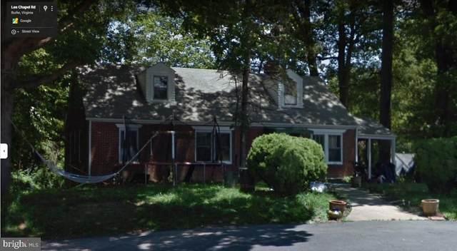 6611 Lee Chapel Road, BURKE, VA 22015 (#VAFX2010894) :: Nesbitt Realty