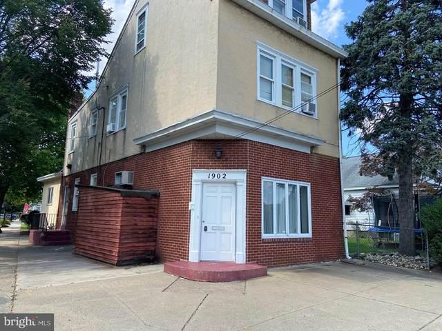 1902 Liberty Street, TRENTON, NJ 08629 (#NJME2002588) :: Team Martinez Delaware