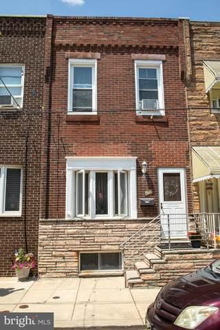 2610 S Bouvier Street, PHILADELPHIA, PA 19145 (#PAPH2014290) :: Talbot Greenya Group