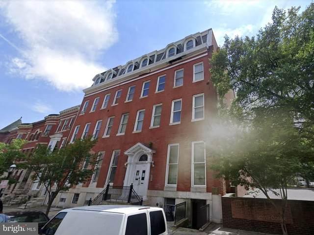 1912 Madison Avenue #301, BALTIMORE, MD 21217 (#MDBA2005854) :: Charis Realty Group