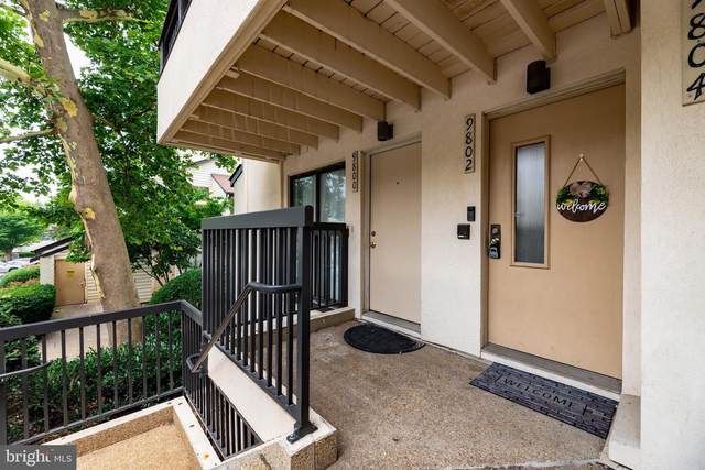 9802 Hellingly Place #109, MONTGOMERY VILLAGE, MD 20886 (#MDMC2007868) :: The Schiff Home Team