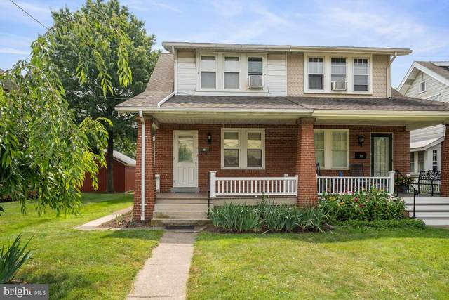 28 W Summit Street, SOUDERTON, PA 18964 (#PAMC2005660) :: The Lux Living Group
