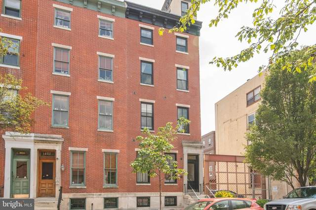 1804 Green Street #2, PHILADELPHIA, PA 19130 (#PAPH2014300) :: The Lux Living Group