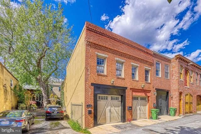 2212 Boyer Street, BALTIMORE, MD 21231 (#MDBA2005864) :: Bic DeCaro & Associates