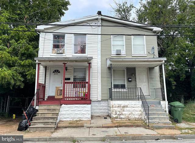 4114 Hayward Avenue, BALTIMORE, MD 21215 (#MDBA2005872) :: The Matt Lenza Real Estate Team