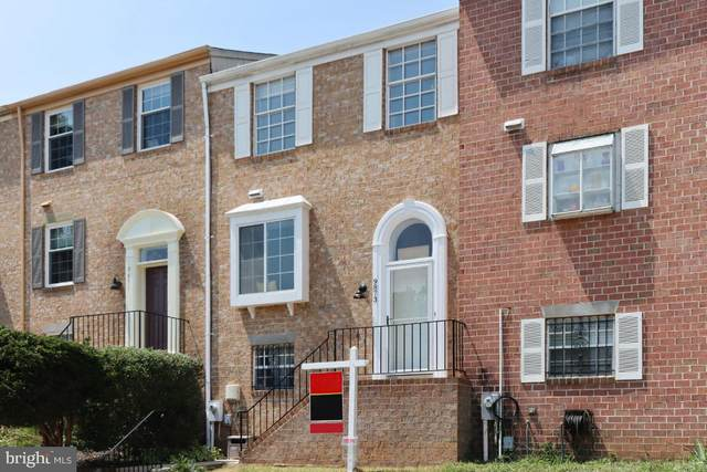 9873 Softwater Way, COLUMBIA, MD 21046 (#MDHW2002528) :: AJ Team Realty