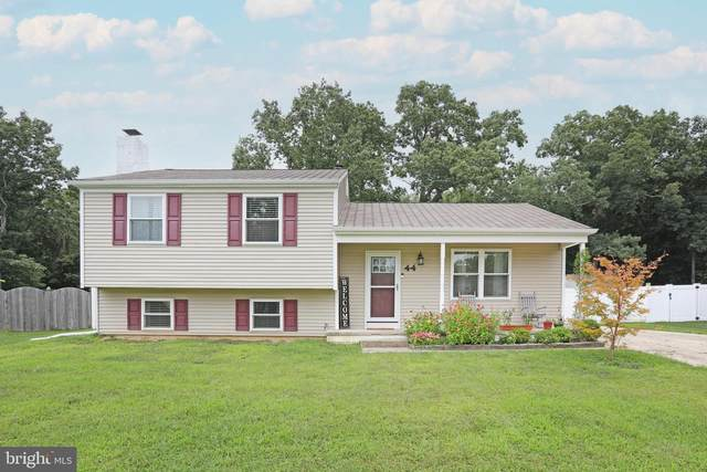 44 Mary Ellen, SICKLERVILLE, NJ 08081 (#NJCD2003490) :: Rowack Real Estate Team