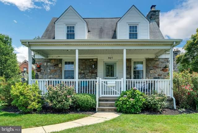 927 Sara Drive, SPRINGFIELD, PA 19064 (#PADE2003612) :: Century 21 Dale Realty Co