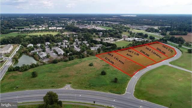 Lot 7 Dallas Drive, SALISBURY, MD 21801 (#MDWC2000744) :: Brandon Brittingham's Team