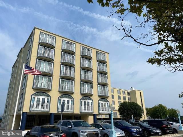 200 59TH Street #409, OCEAN CITY, MD 21842 (#MDWO2001036) :: CoastLine Realty