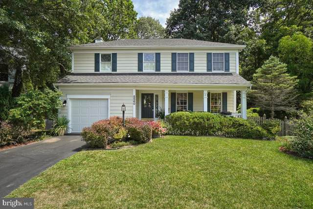 5560 Wicomico Circle, NEW MARKET, MD 21774 (#MDFR2003040) :: Great Falls Great Homes