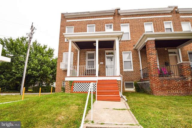 5825 Halwyn Avenue, BALTIMORE, MD 21212 (#MDBA2005890) :: Speicher Group of Long & Foster Real Estate