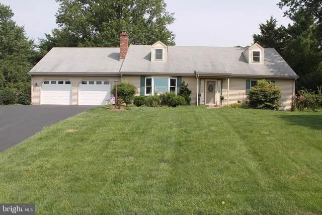 307 Terrace Road, MOUNT JOY, PA 17552 (#PALA2002626) :: Flinchbaugh & Associates
