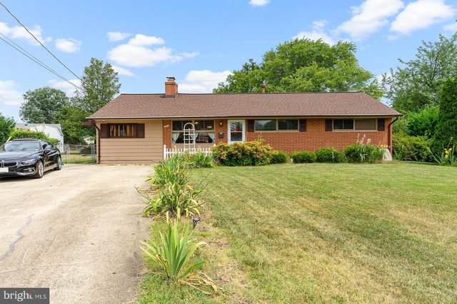 4800 Flower Lane, ALEXANDRIA, VA 22310 (#VAFX2010992) :: Debbie Dogrul Associates - Long and Foster Real Estate