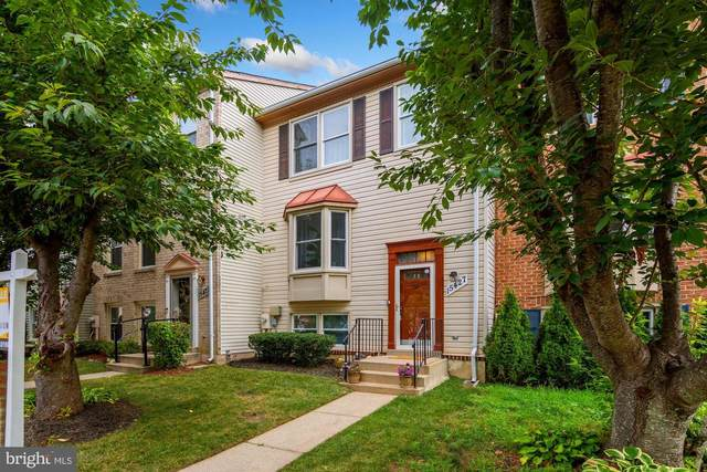 15427 Empress Way, BOWIE, MD 20716 (#MDPG2005630) :: Ultimate Selling Team