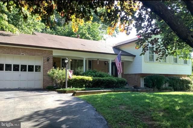 9224 Lake Braddock Drive, BURKE, VA 22015 (#VAFX2011000) :: Dart Homes
