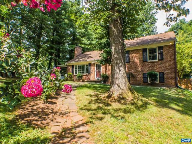 1705 Yorktown Dr, CHARLOTTESVILLE, VA 22903 (#620416) :: ExecuHome Realty
