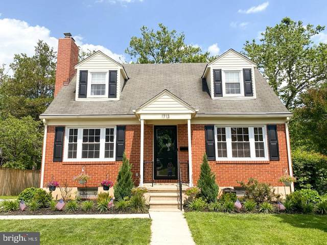 1713 Greenspring Drive, LUTHERVILLE TIMONIUM, MD 21093 (#MDBC2005328) :: New Home Team of Maryland