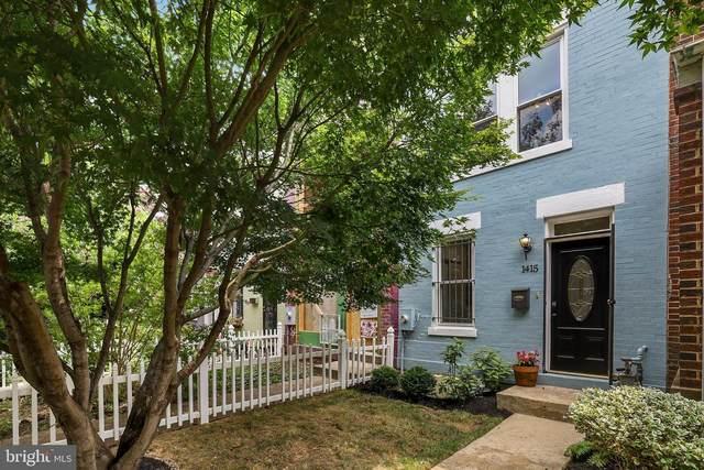 1415 K Street SE, WASHINGTON, DC 20003 (#DCDC2006404) :: Pearson Smith Realty