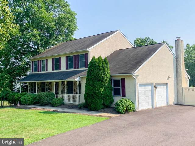 3946 Township Line Road, COLLEGEVILLE, PA 19426 (#PAMC2005704) :: Talbot Greenya Group