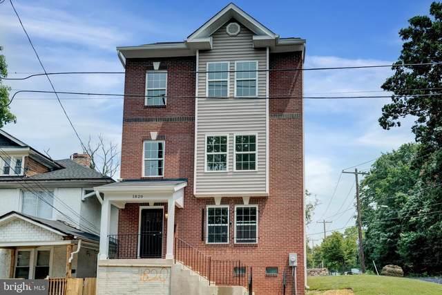1820 24TH Place SE, WASHINGTON, DC 20020 (#DCDC2006414) :: Eng Garcia Properties, LLC