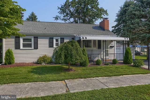602 W Keller Street, MECHANICSBURG, PA 17055 (#PACB2001662) :: The Joy Daniels Real Estate Group