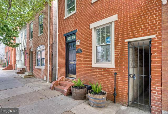 529 S Ann Street, BALTIMORE, MD 21231 (#MDBA2005912) :: Eng Garcia Properties, LLC