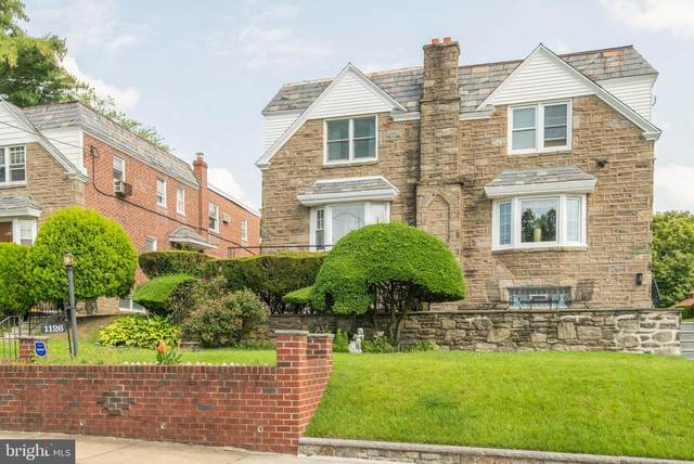 1126 E Cliveden Street, PHILADELPHIA, PA 19119 (#PAPH2014422) :: Linda Dale Real Estate Experts