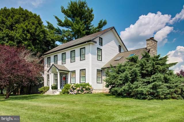 1300 Bear Tavern Road, TITUSVILLE, NJ 08560 (MLS #NJME2002618) :: The Dekanski Home Selling Team