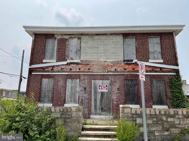 318 Highland Avenue, CHESTER, PA 19013 (#PADE2003656) :: Lee Tessier Team