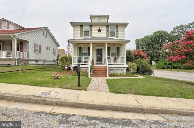 2110 Alletta Avenue, BALTIMORE, MD 21227 (#MDBC2005382) :: Jim Bass Group of Real Estate Teams, LLC
