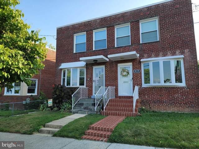 441 Madison Street NE, WASHINGTON, DC 20011 (#DCDC2006438) :: Tom & Cindy and Associates