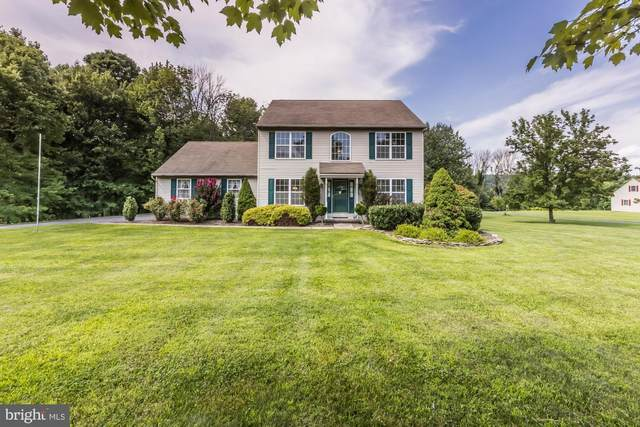 107 Laurel Drive, COATESVILLE, PA 19320 (#PACT2003850) :: Century 21 Dale Realty Co