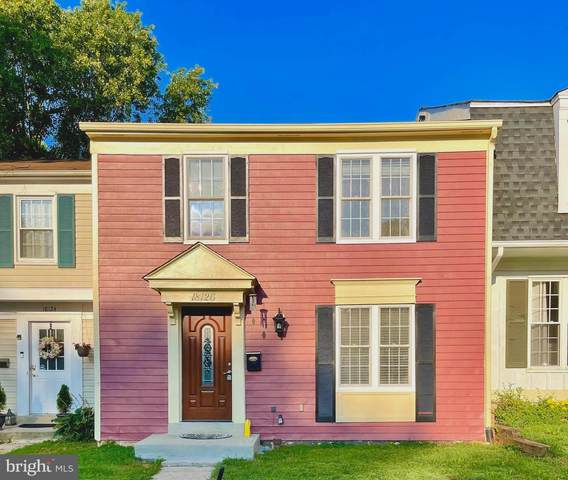 18126 Kitchen House Court, GERMANTOWN, MD 20874 (#MDMC2007998) :: Ultimate Selling Team
