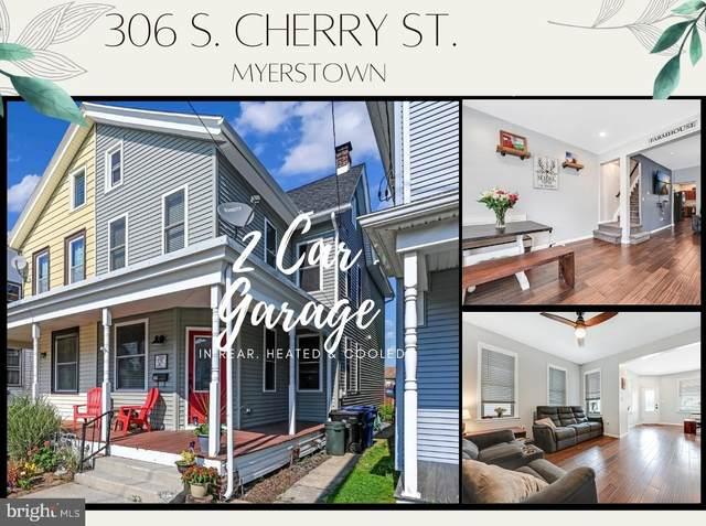 306 S Cherry Street, MYERSTOWN, PA 17067 (#PALN2000752) :: Talbot Greenya Group